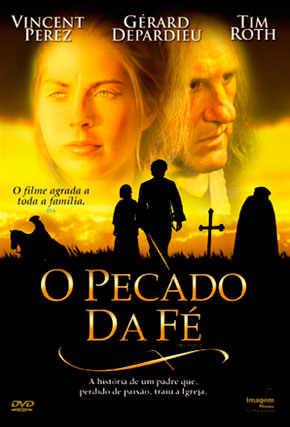 Capa do filme 'O Pecado da Fé'