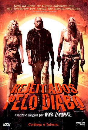 Capa do filme 'Rejeitados pelo Diabo'