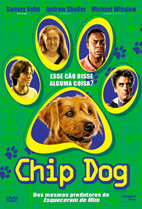 Capa do filme 'Chip Dog'