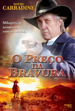 Capa do filme 'O Preço da Bravura'