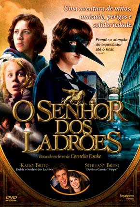 Capa do filme 'O Senhor dos Ladrões'