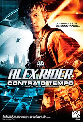 Capa do filme 'Alex Rider Contra o Tempo'