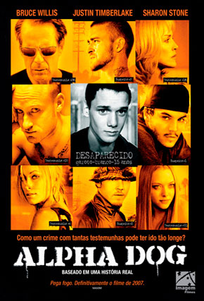 Capa do filme 'Alpha Dog'