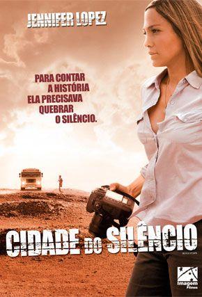 Capa do filme 'Cidade do Silêncio'