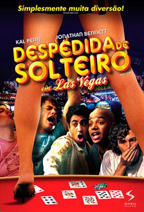 Capa do filme 'Despedida de Solteiro em Las Vegas'
