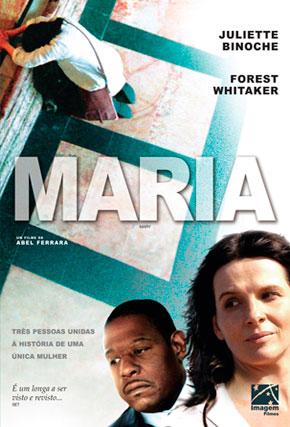 Capa do filme 'Maria'