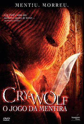 Capa do filme 'Cry Wolf - O Jogo da Mentira'
