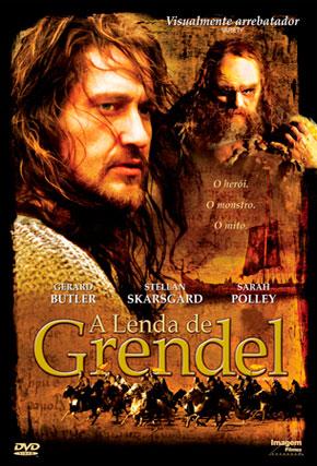 Capa do filme 'A Lenda de Grendel'