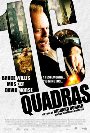 Capa do filme '16 Quadras'
