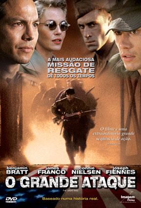 Capa do filme 'O Grande Ataque'