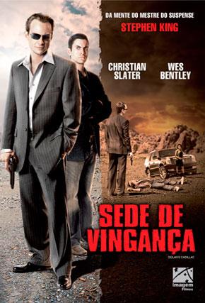 Capa do filme 'Sede de Vingança'