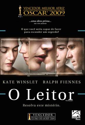 Capa do filme 'O Leitor'