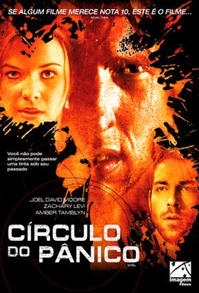 Capa do filme 'Círculo do Pânico'