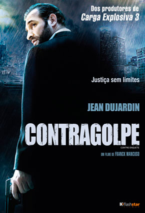 Capa do filme 'Contragolpe'