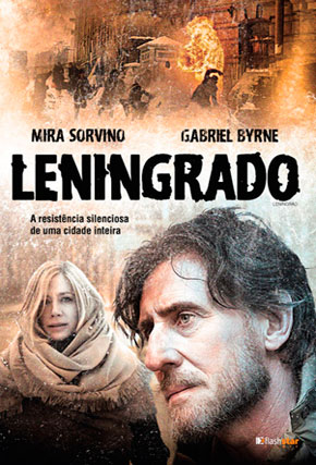 Capa do filme 'Leningrado'