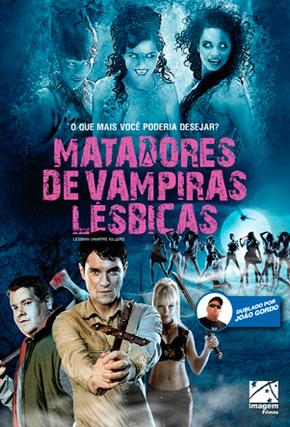 Capa do filme 'Matadores de Vampiras Lésbicas'