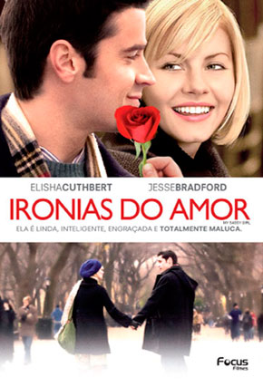 Capa do filme 'Ironias do Amor'