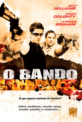 Capa do filme 'O Bando'