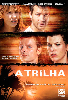Capa do filme 'A Trilha'
