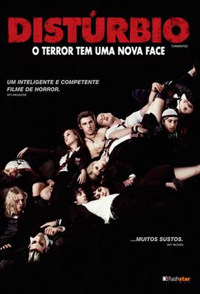 Capa do filme 'Distúrbio'