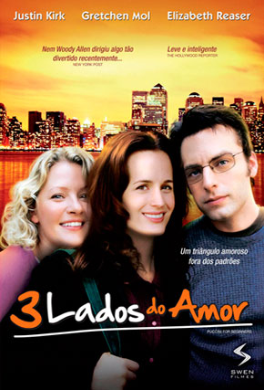 Capa do filme '3 Lados do Amor'