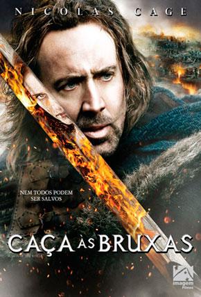 Capa do filme 'Caça às Bruxas'