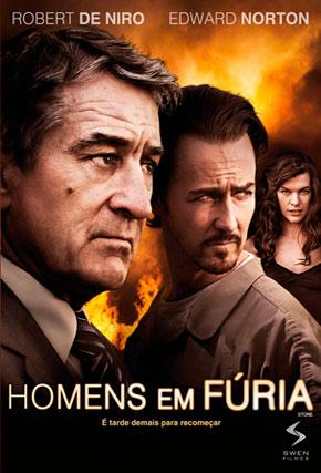 Capa do filme 'Homens em Fúria'