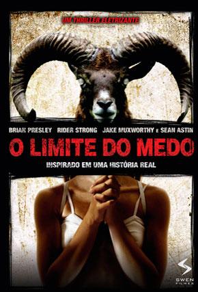Capa do filme 'O Limite do Medo'
