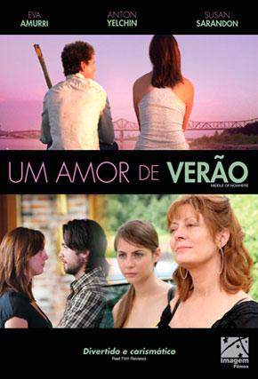 Capa do filme 'Um Amor de Verão'
