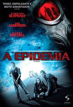 Capa do filme 'A Epidemia'