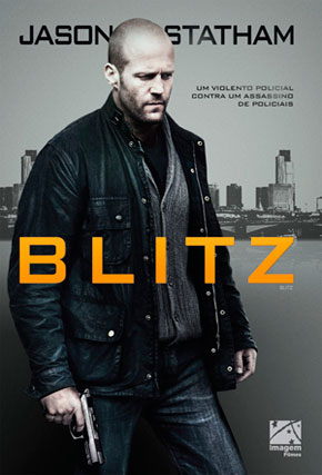 Capa do filme 'Blitz'