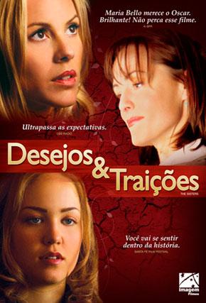 Capa do filme 'Desejos e Traições'