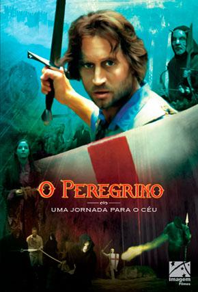 Capa do filme 'O Peregrino - uma Jornada para o Céu'