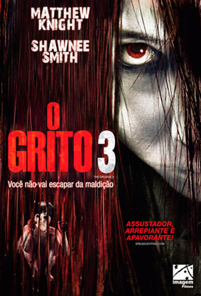 Capa do filme 'O Grito 3'