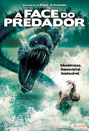 Capa do filme 'A Face Do Predador'