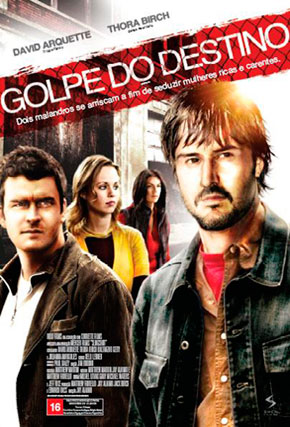 Capa do filme 'Golpe do Destino'