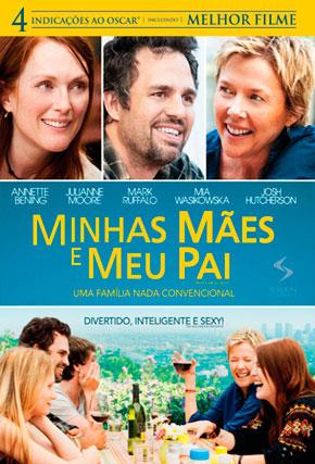 Capa do filme 'Minhas Mães e Meu Pai'