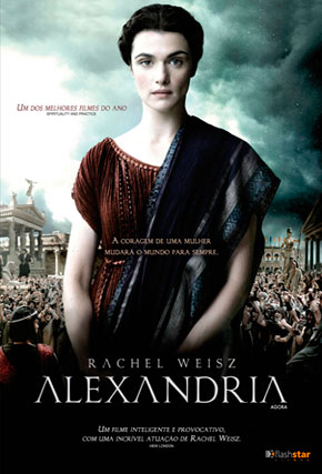 Capa do filme 'Alexandria'