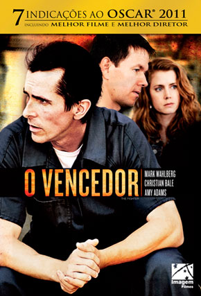 Capa do filme 'O Vencedor'