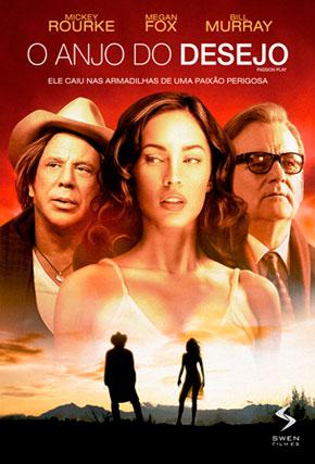 Capa do filme 'O Anjo do Desejo'