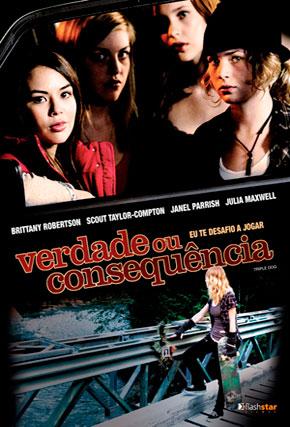 Capa do filme 'Verdade ou Consequência'