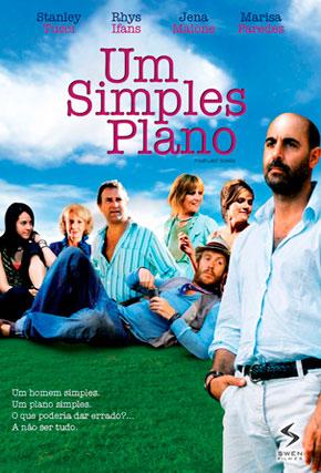 Capa do filme 'Um Simples Plano'
