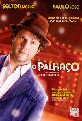 Capa do filme 'O Palhaço'