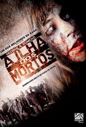Capa do filme 'A Ilha dos Mortos'
