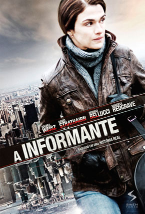 Capa do filme 'A Informante'