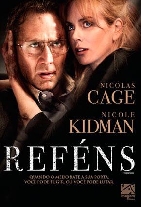 Capa do filme 'Reféns'