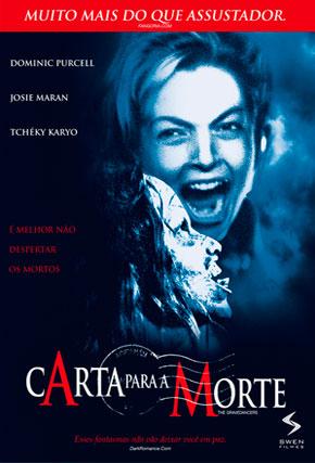 Capa do filme 'Carta Para a Morte'