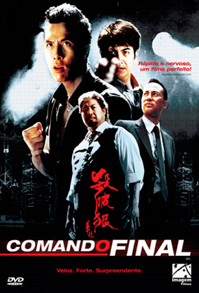 Capa do filme 'Comando Final'