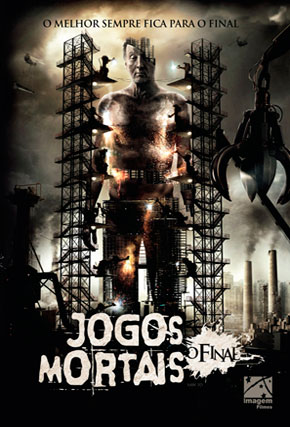 Capa do filme 'Jogos Mortais - O final'