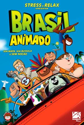 Capa do filme 'Brasil Animado'